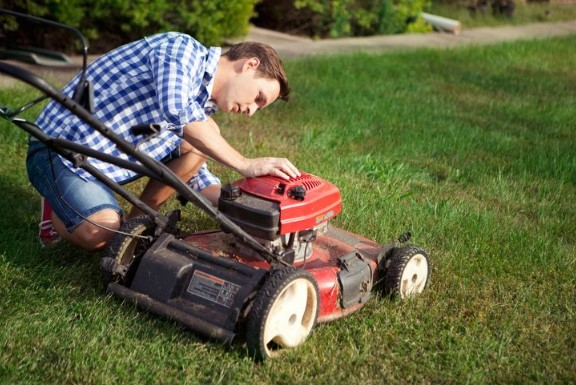Lawn Mowing and Gas Cans – Staying Safe