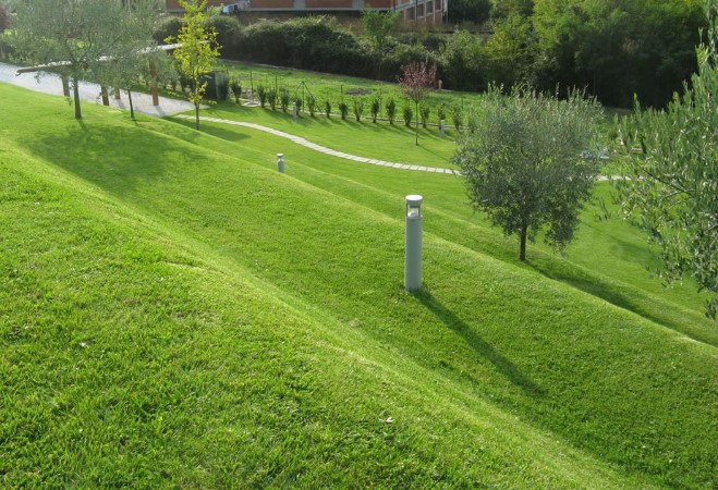 Does Your Sloping Lawn Give You Problems?